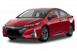 Mandataire TOYOTA PRIUS HYBRIDE RECHARGEABLE MY21