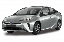 Mandataire TOYOTA PRIUS PRO HYBRIDE RECHARGEABLE MY21