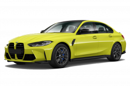 Mandataire BMW M3 COMPETITION G80