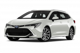 Mandataire TOYOTA COROLLA TOURING SPORTS HYBRIDE PRO MY21